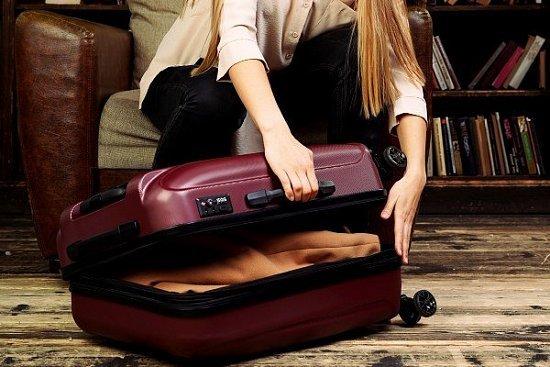 7 способов легко упаковать багаж - детальная элемента