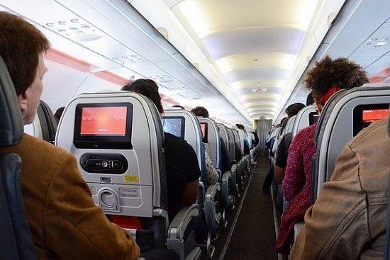 7 советов по путешествию в самолете - детальная элемента